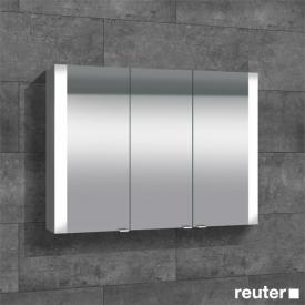 Sprinz Elegant-Line mounted mirror cabinet without backlighting
