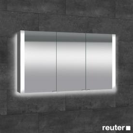 Sprinz Elegant-Line mounted mirror cabinet backlit