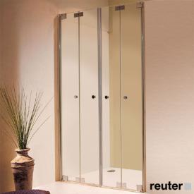 Sprinz Omega Plus bi-fold doors in recess