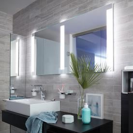 Sprinz Smart-Line mirror with LED lighting neutral white