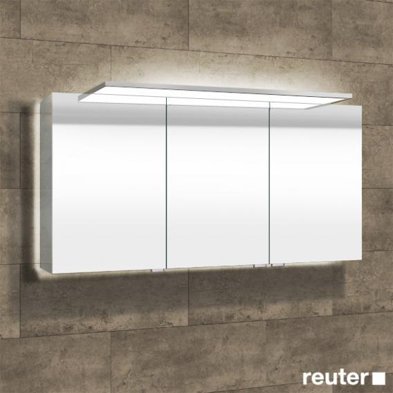 Sprinz Modern-Line mounted mirror cabinet backlit