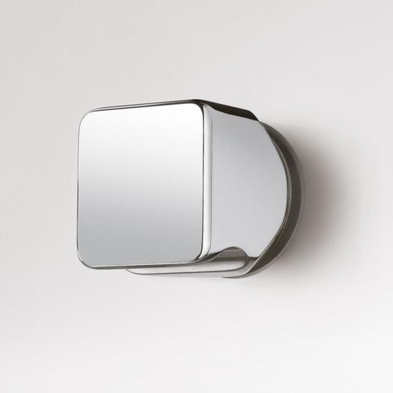 Sprinz Omega two-way swing doors for corner entry TSG light crystal SpriClean / chrome