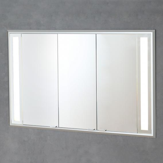 Sprinz Silver-Line recessed mirror cabinet Model no. 03 without backlighting