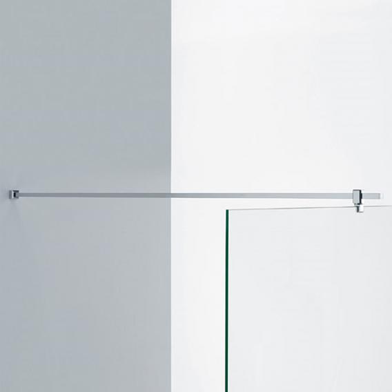 Sprinz stabiliser for glass panel, square L: max. 100 cm