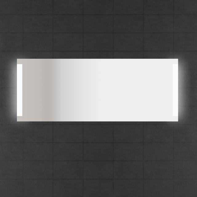 Sprinz Smart-Line mirror with LED lighting with white adaption