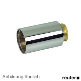 Steinberg 25 mm extension set for concealed single lever bath/shower mixer with diverter chrome