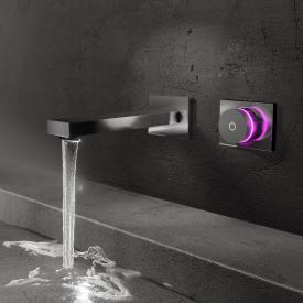 Steinberg iFlow fully electronic wall-mounted washbasin fitting chrome