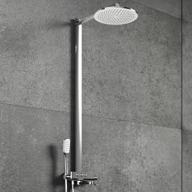 Steinberg Sensual Rain complete shower set, with thermostatic fitting