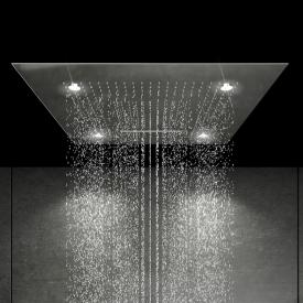 Steinberg Sensual Rain rain panel polished stainless steel