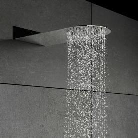 "Steinberg Sensual Rain ""Wall Rain"" ultra flat overhead shower with wall connection"