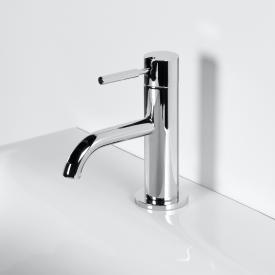 Steinberg Series 100 cold water fitting chrome, without waste set