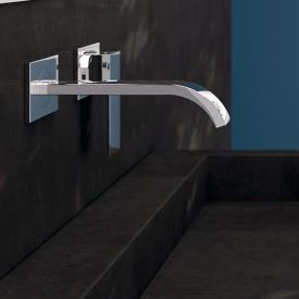 Steinberg Series 135 trim set for single lever basin mixer chrome, projection: 200 mm