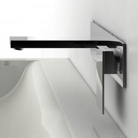 Steinberg Series 160 wall-mounted single lever basin mixer projection: 200 mm