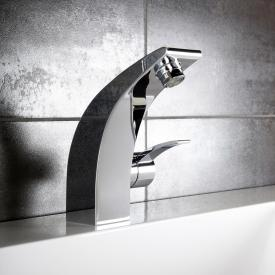 Steinberg Series 180 single lever basin mixer with pop-up waste set