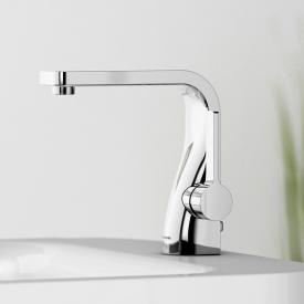 Steinberg Series 230 single lever basin mixer with pop-up waste set