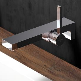 Steinberg Series 240 wall-mounted single lever basin mixer