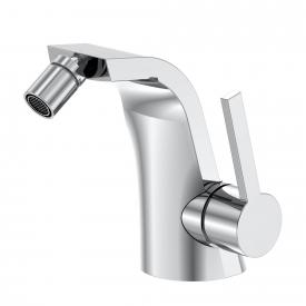 Steinberg Series 260 single lever bidet mixer, with pop-up waste set chrome