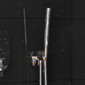 Steinberg Series 270 hand shower set with integrated wall-union