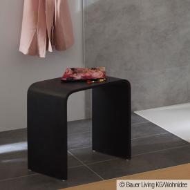 Steinberg series 430 shower stool black