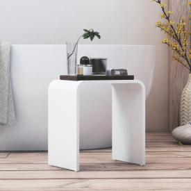 Steinberg series 430 shower stool white