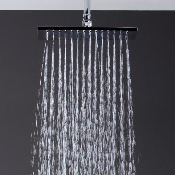 "Steinberg Sensual Rain ""Rain Shower"" overhead shower matt black"