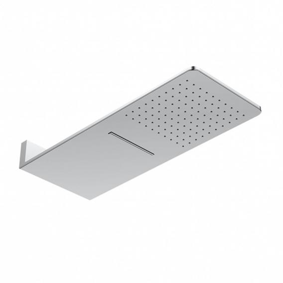 "Steinberg Sensual Rain ""Wall Rain"" rain panel polished stainless steel"