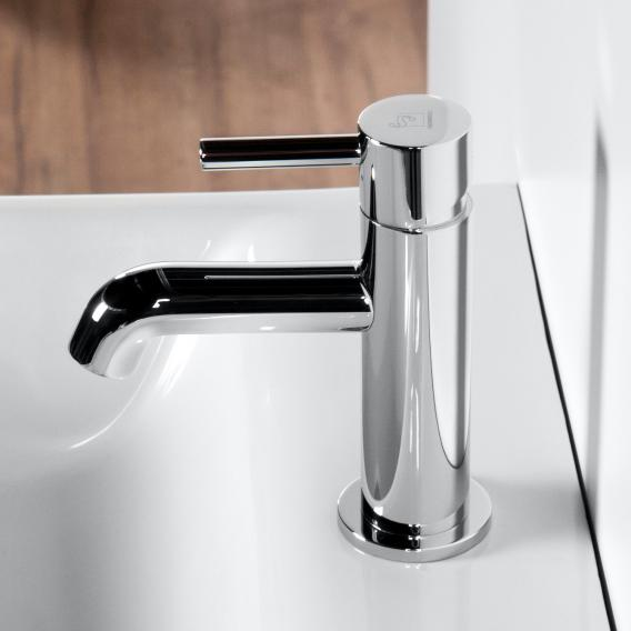 Steinberg Series 100 single lever basin mixer without waste set