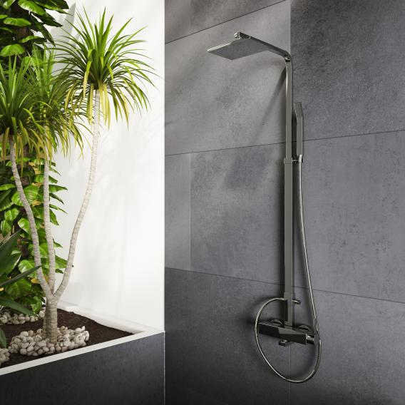 Steinberg Series 120 / 180 shower set complete with single lever mixer