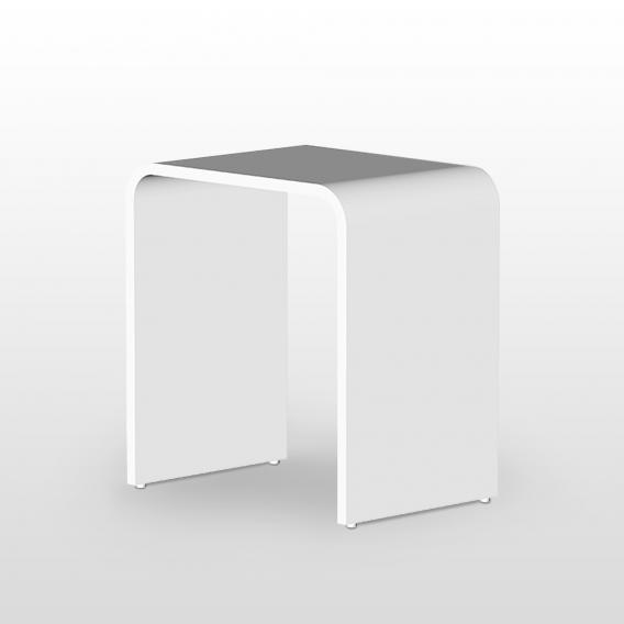 Steinberg series 430 shower stool white