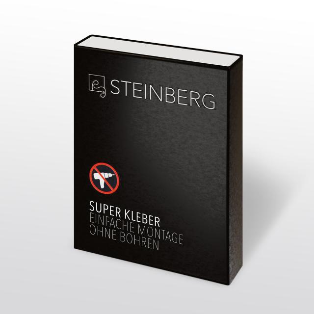 Steinberg Series 420 super glue for bathroom accessories