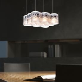 Steng Licht COMBILIGHT LED pendant light 9 heads