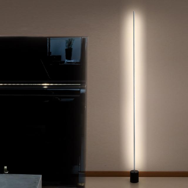 STENG Licht AX-LED LED floor lamp with dimmer
