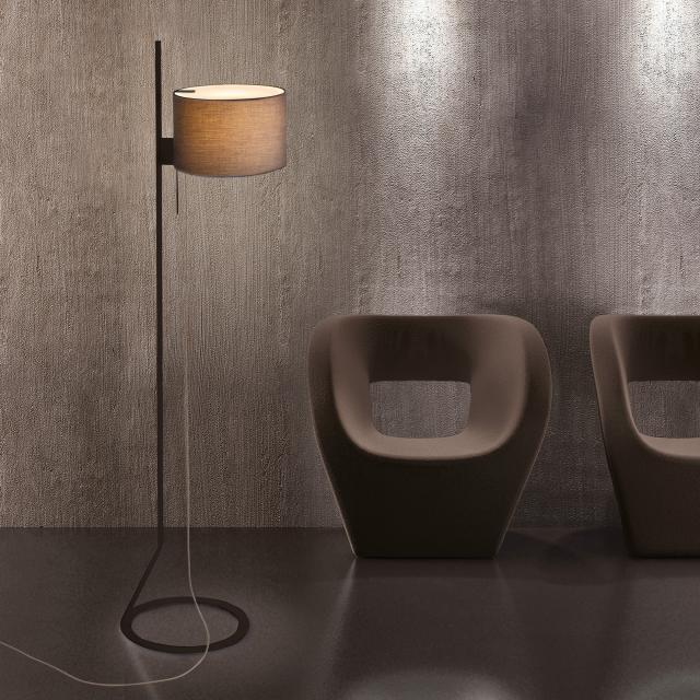 STENG Licht LOFT floor lamp with dimmer