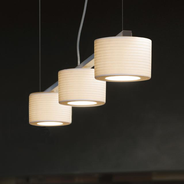 STENG Licht TJAO ZIP LED pendant light 3 heads