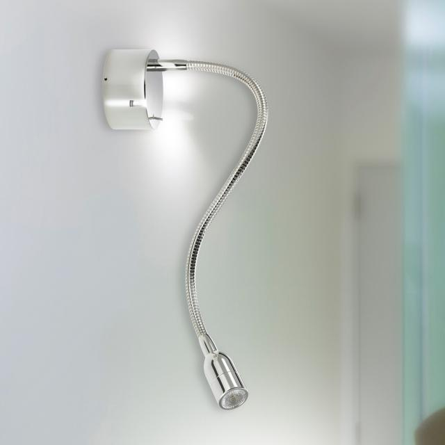STENG Licht TYPFLEX A1 LED wall light with on/off switch