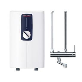 Stiebel Eltron DCE H + MEKD compact instantaneous water heater, electronically controlled, 20 - 60°C