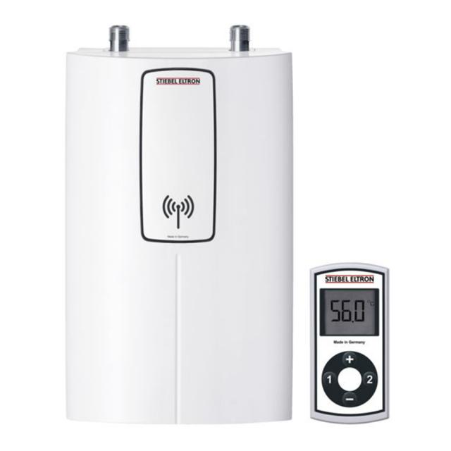 Stiebel Eltron DCE RC compact instantaneous water heater, electronically controlled, 20 - 60°C