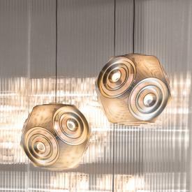 Tom Dixon Curve Ball 32 pendant light