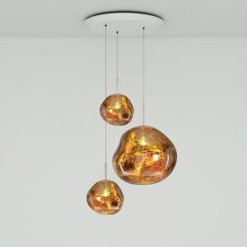Tom Dixon Melt Trio Round pendant light