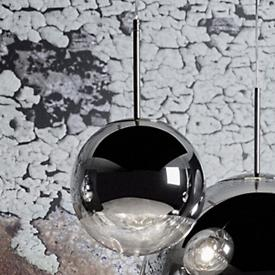 Tom Dixon Mirror Ball pendant light 25