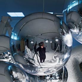 Tom Dixon Mirror Ball pendant light 50