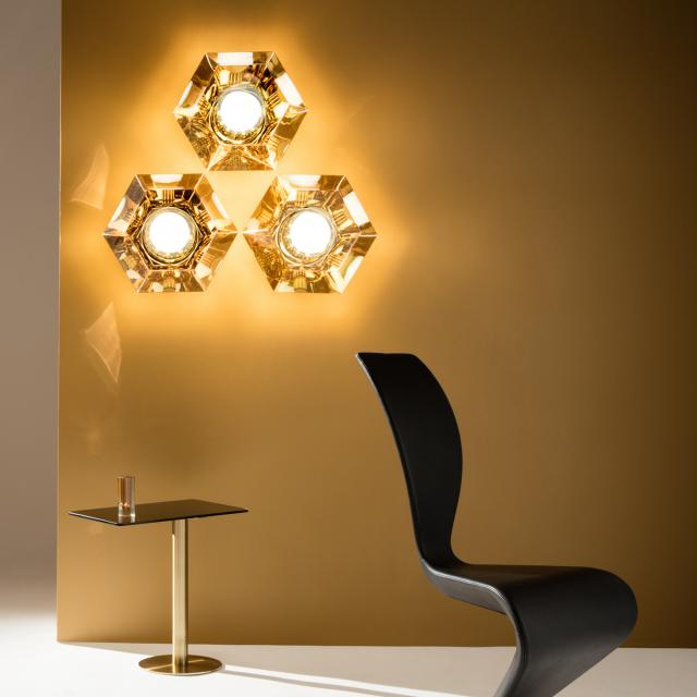 Tom Dixon Cut ceiling/wall light