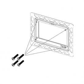 TECE loop / square/ now adjustment bolt 18-33 mm (extension) for installation frame