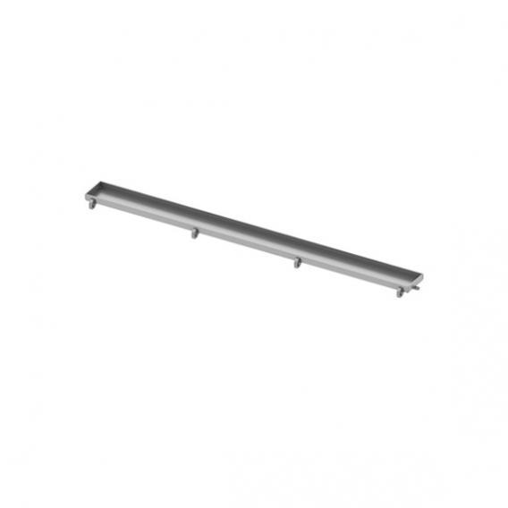 """TECE drainline tileable channel """"plate"""" for drain, straight L: 80 cm"""
