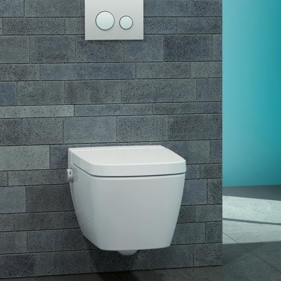 TECE one wall-mounted washdown toilet, with shower function