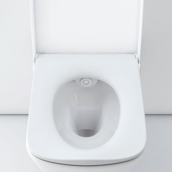 TECE one wall-mounted washdown toilet, with shower function SET
