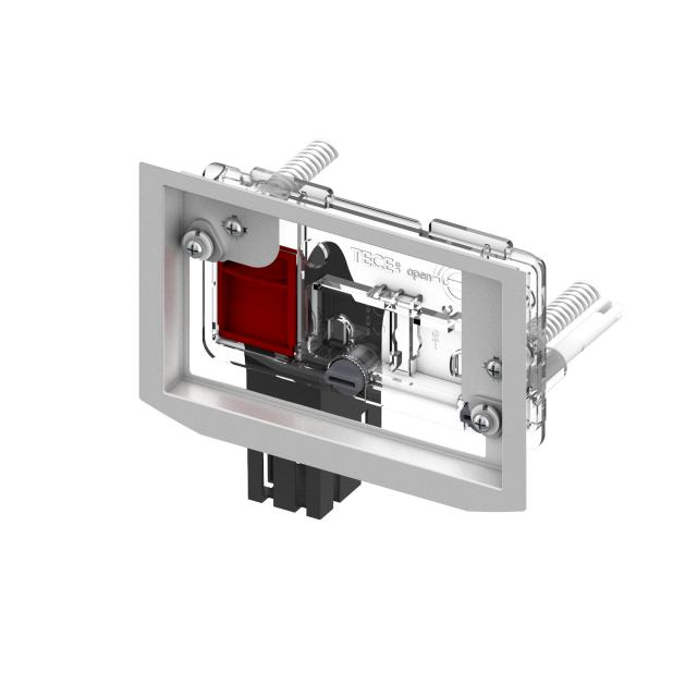 TECE insertion slot for cleaning cubes for concealed cisterns