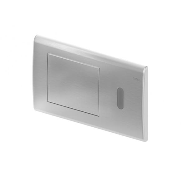 TECE planus toilet electronics with IR sensor, 12 V mains chrome