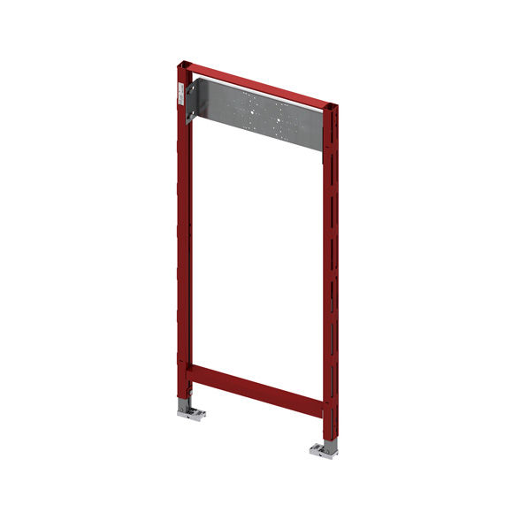 TECE profil bath/shower module H: 112 cm, for concealed and exposed fittings