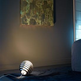 TECNOLUMEN Bulo XL LED floor light with dimmer